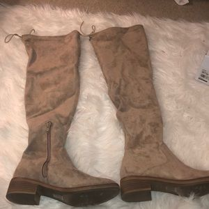 Shoes - Gently used Gerama Aldo Suede Boots